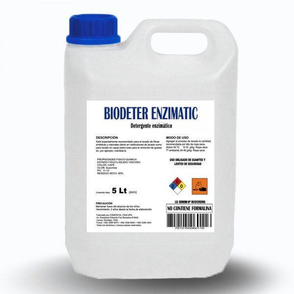 Biodeter Enzimatic