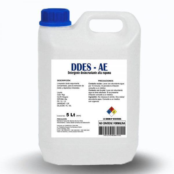DDES-AE