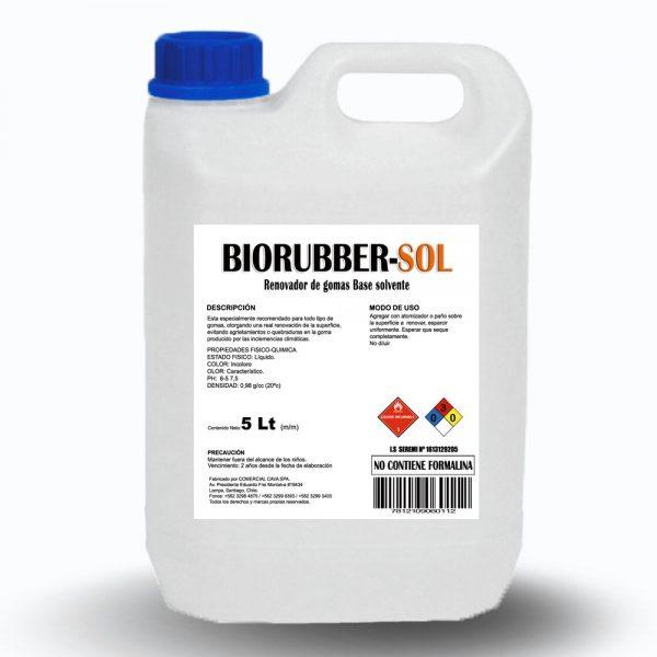 Biorubber-Sol