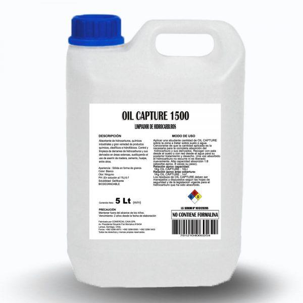 Oil Capture 1500