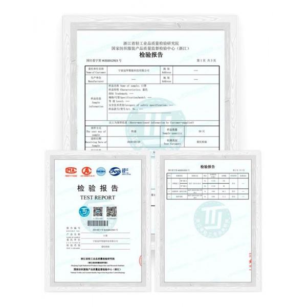 Certificación Fabricante