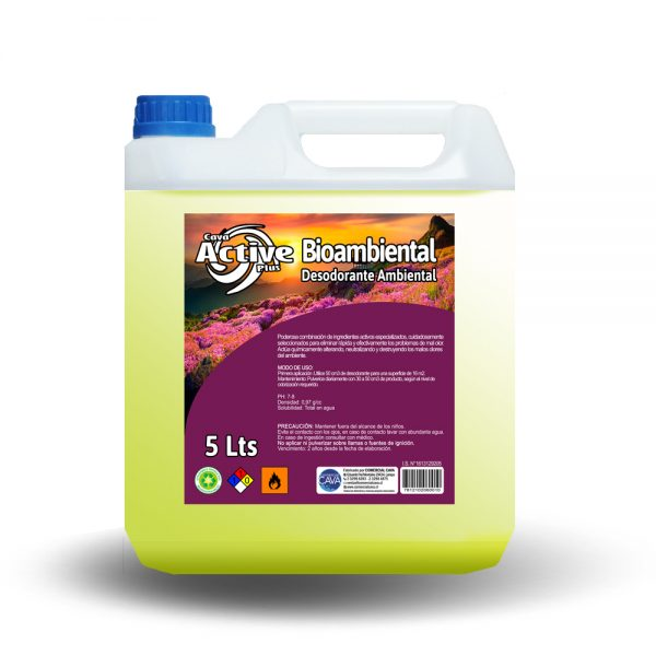 Bioambiental 5Lt Limon